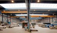 AtexLicht advies productiehallen