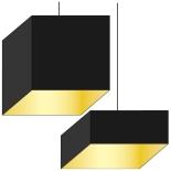 Hangkappen vierkant recht
