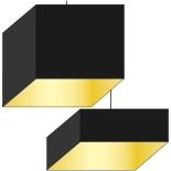 Hangkap vierkant recht 90cm
