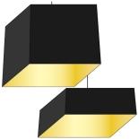 Vierkant tabs onder 90x90cm