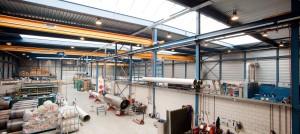 AtexLicht concepten productiehallen
