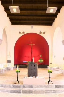 Mariakerk Oosterhout