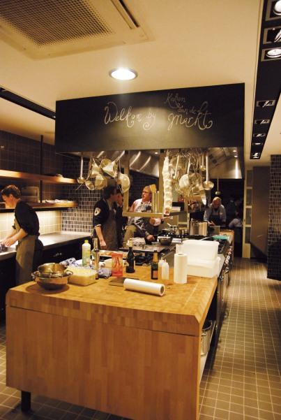 Koken aan de Markt Geertruidenberg