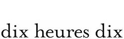 Dix-Heures-Dix-Logo